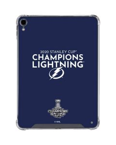 2020 Stanley Cup Champions Lightning iPad Pro 11in (2018-19) Clear Case