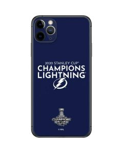 2020 Stanley Cup Champions Lightning iPhone 11 Pro Max Skin