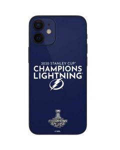2020 Stanley Cup Champions Lightning iPhone 12 Mini Skin