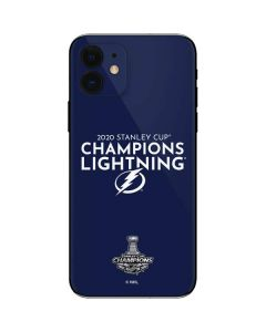 2020 Stanley Cup Champions Lightning iPhone 12 Skin