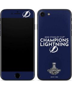 2020 Stanley Cup Champions Lightning iPhone SE Skin