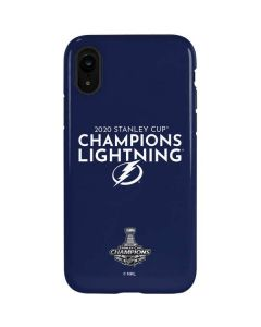2020 Stanley Cup Champions Lightning iPhone XR Pro Case