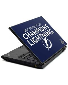 2020 Stanley Cup Champions Lightning Lenovo T420 Skin