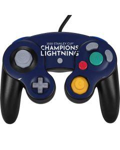 2020 Stanley Cup Champions Lightning Nintendo GameCube Controller Skin