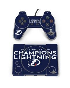 2020 Stanley Cup Champions Lightning PlayStation Classic Bundle Skin