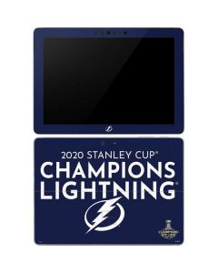 2020 Stanley Cup Champions Lightning Surface Go Skin