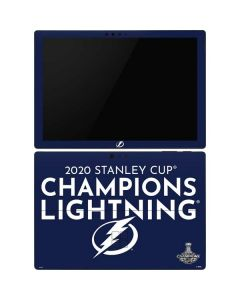2020 Stanley Cup Champions Lightning Surface Pro 6 Skin