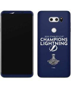 2020 Stanley Cup Champions Lightning V30 Skin