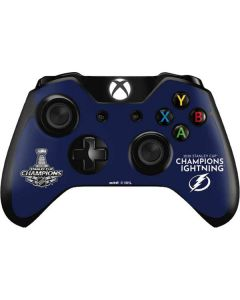 2020 Stanley Cup Champions Lightning Xbox One Controller Skin