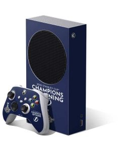 2020 Stanley Cup Champions Lightning Xbox Series S Bundle Skin