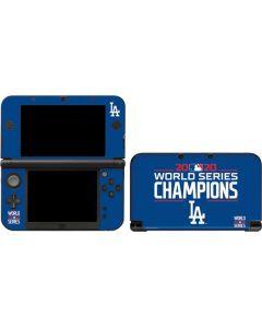 2020 World Series Champions LA Dodgers 3DS XL 2015 Skin