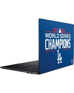 2020 World Series Champions LA Dodgers Ativ Book 9 (15.6in 2014) Skin