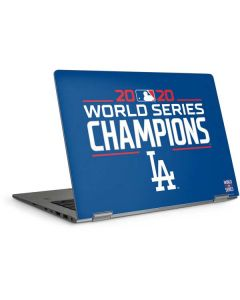 2020 World Series Champions LA Dodgers HP Elitebook Skin
