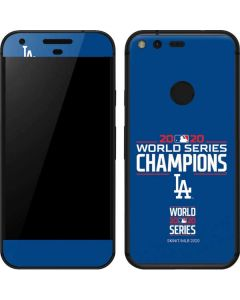 2020 World Series Champions LA Dodgers Google Pixel XL Skin