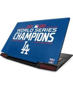 2020 World Series Champions LA Dodgers Lenovo IdeaPad Skin
