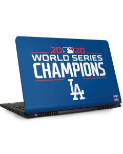 2020 World Series Champions LA Dodgers Dell Inspiron Skin