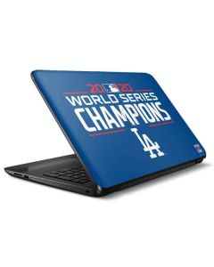 2020 World Series Champions LA Dodgers HP Notebook Skin