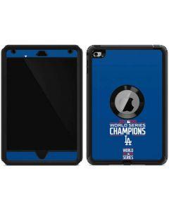 2020 World Series Champions LA Dodgers Otterbox Defender iPad Skin