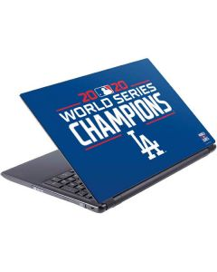 2020 World Series Champions LA Dodgers V5 Skin