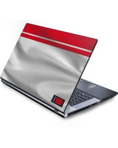 Morocco Soccer Flag Generic Laptop Skin