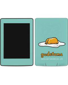 Lazy Gudetama Amazon Kindle Skin