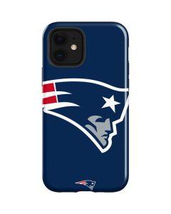New England Patriots Large Logo iPhone 12 Case