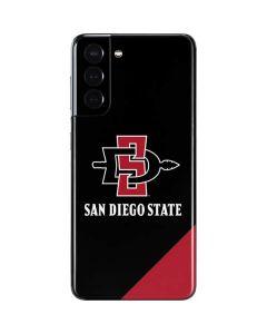 San Diego State Galaxy S21 5G Skin