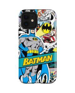 Batman Comic Book iPhone 12 Case