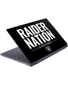 Las Vegas Raiders Team Motto V5 Skin