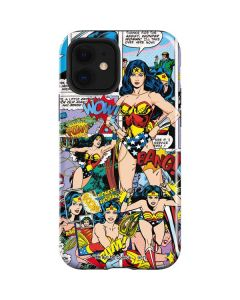 Wonder Woman Comic Blast iPhone 12 Case