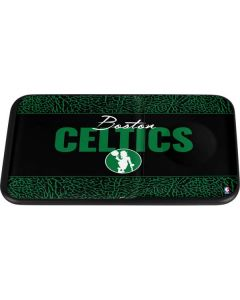 Boston Celtics Elephant Print Wireless Charger Duo Skin