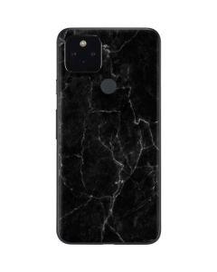 Black Marble Google Pixel 4a 5G Skin
