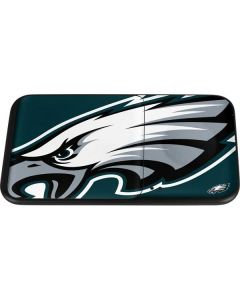 Philadelphia Eagles Large Logo Wireless Charger Duo Skin