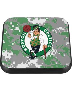 Boston Celtics Digi Camo Wireless Charger Single Skin