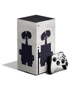 WALL-E Silhouette Xbox Series X Bundle Skin