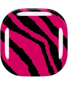 Retro Zebra Galaxy Buds Live Skin