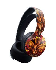 Fire Dragon PULSE 3D Wireless Headset for PS5 Skin