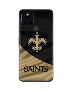 New Orleans Saints Google Pixel 4a 5G Skin