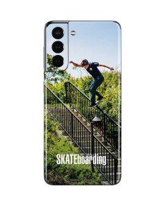 TransWorld SKATEboarding Grind Galaxy S21 5G Skin