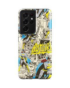 Batgirl All Over Print Galaxy S21 Ultra 5G Case