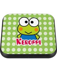 Keroppi Logo Wireless Charger Single Skin