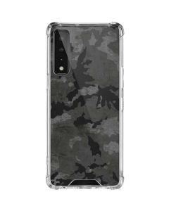 Digital Camo LG Stylo 7 5G Clear Case