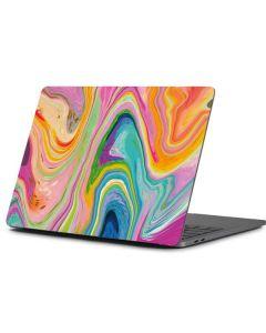 Rainbow Marble Apple MacBook Pro 13-inch Skin