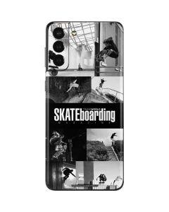 TransWorld SKATEboarding Magazine Galaxy S21 Plus 5G Skin