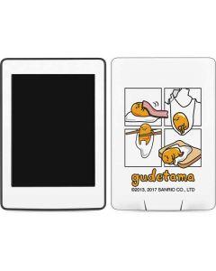 Gudetama Square Grid Amazon Kindle Skin
