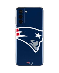 New England Patriots Large Logo Galaxy S21 5G Skin