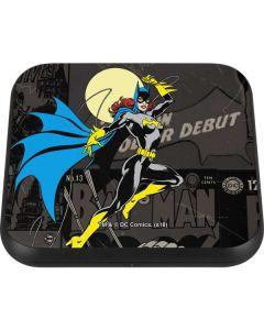 Batgirl Mixed Media Wireless Charger Single Skin