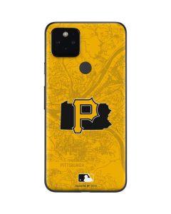 Pittsburgh Pirates Home Turf Google Pixel 5 Skin