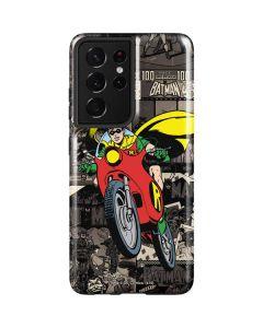 Robin Mixed Media Galaxy S21 Ultra 5G Case