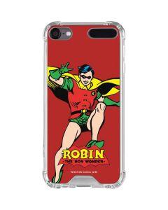 Robin Portrait iPod Touch (5th-6th-7th Gen) Clear Case